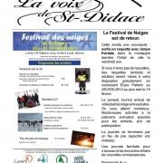Journal février 2015 (page couverture)