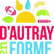 D'Autray en Forme (logo).